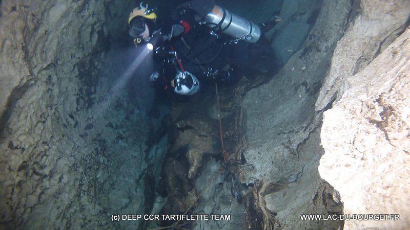 Plongee souterraine Bestouan Cassis