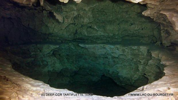 Plongée souterraine BSA Goul de la Tannerie