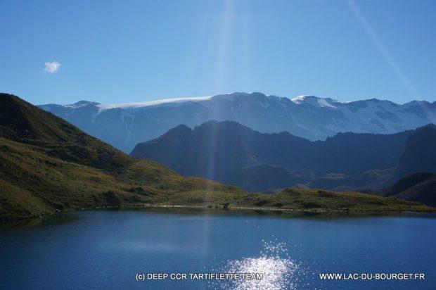 Plongée altitude lac Merlet Vanoise Savoie