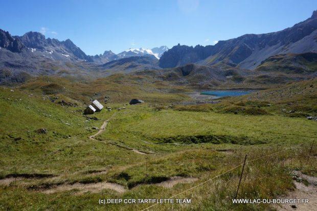 Refuge lac Merlet plongee Montagne Altitude