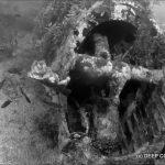 plongee epave P47 Thunderbolt Santa Severe Corse