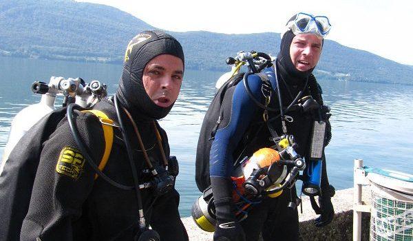 Formation Plongée Solo Diver