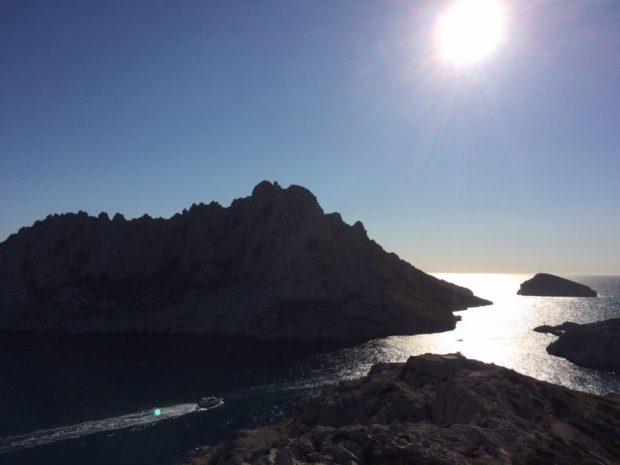 Plongée Marseille en recycleur Cap croisette