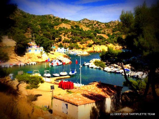 Plongée sous marine Marseille c'est la reprise
