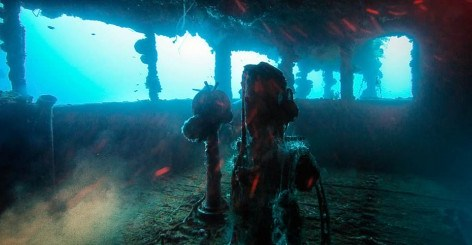 Voyage plongée - plongée épave méditéranné