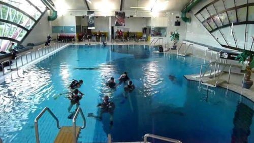 Fosse de plongée à Paris et dans sa région