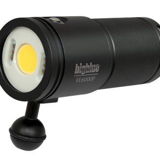 Eclairage vidéo Bigblue VL6000P