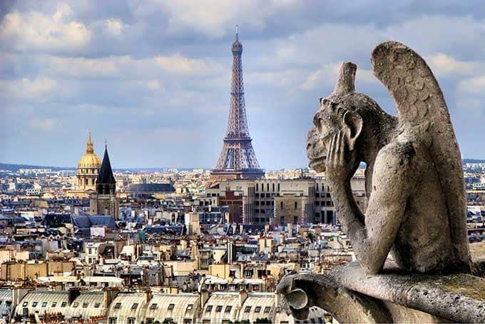 Plongée à Paris