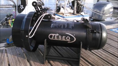 Scooter et propulseur sous-marin Teseo TRS2