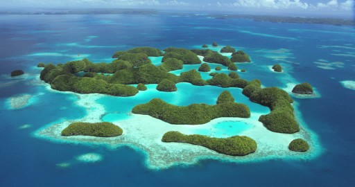 croisiere Palau atoll micronesia melanesia