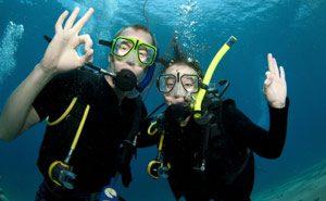 Apprendre à plonger à Malte