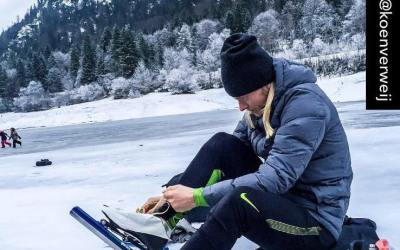 Nieuwe laser gelaste Viking Sapphire schaats levert topprestaties