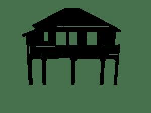 cbane tchanquée La Cabane du Breton Crêperie Restaurant à Arcachon