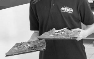 service et accueil convivial La Cabane du Breton Crêperie Restaurant à Arcachon