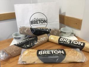 La Cabane du Breton Crêperie Restaurant à Arcachon vente a emporter 3 crepes