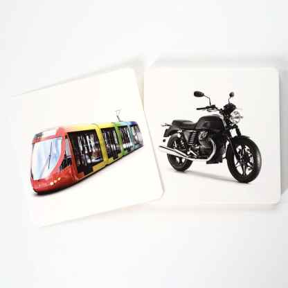 Moyens de transport - cartes de nomenclatures