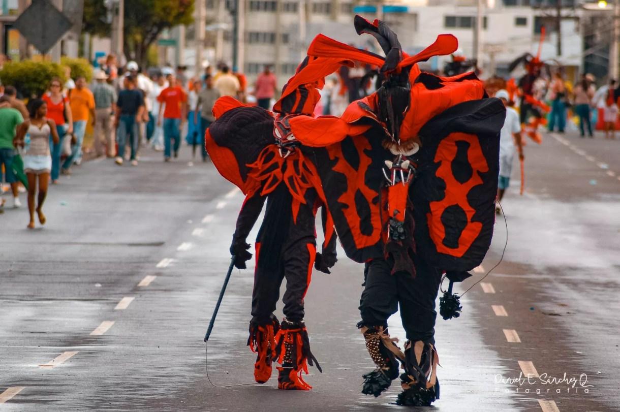 Diablo Congo - Diablos en Panamá