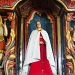 Iglesia San Francisco de la Montaña - Virgen del Rosario