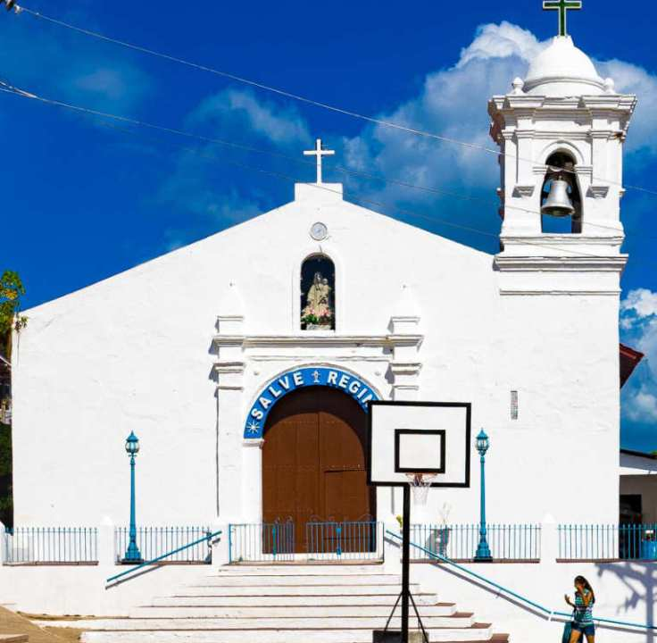 Iglesia San Pedro Apóstol de Taboga
