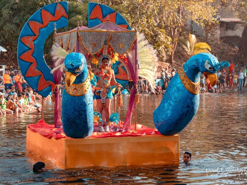 Carnaval Acuático de Penonomé