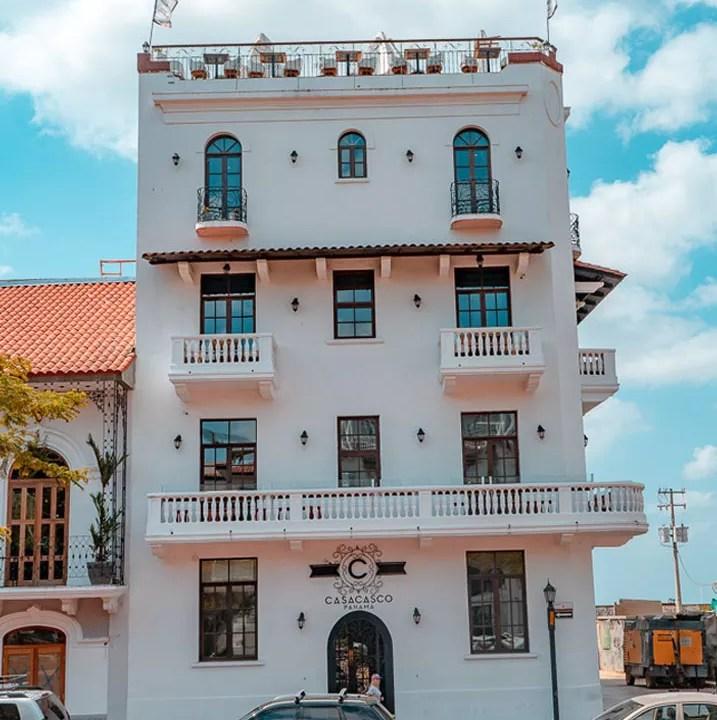 Casa Casco - Casco Antiguo Panamá
