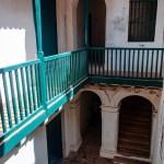 Escaleras - Casa Góngora - Casco Antiguo