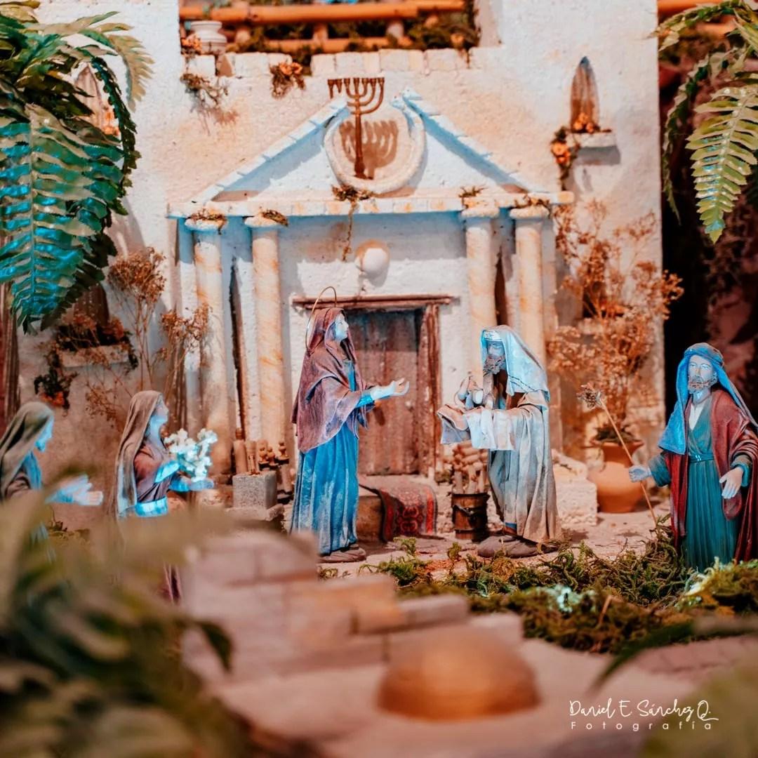 Nacimiento en la Iglesia San José