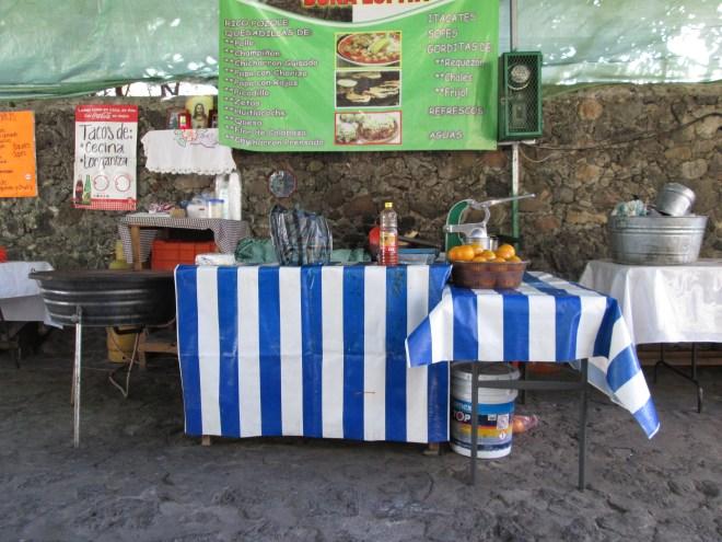 jus d'orange - Tepoztlan, Mexique
