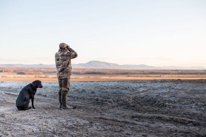 Prospection du guide de chasse - Québec