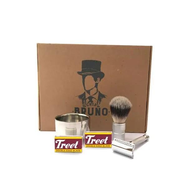 Caja Wet Shaving - La Caja de Bruno