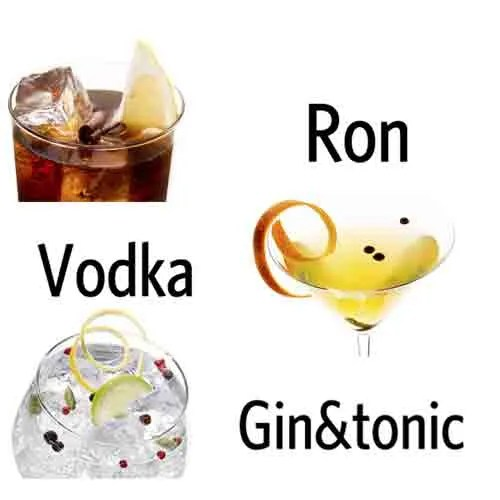 Botánicos para Cocktails