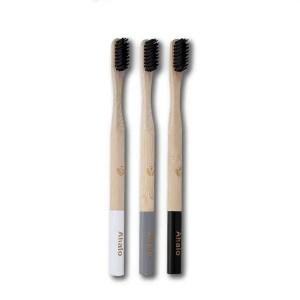 Cepillo bamboo - La caja de bruno