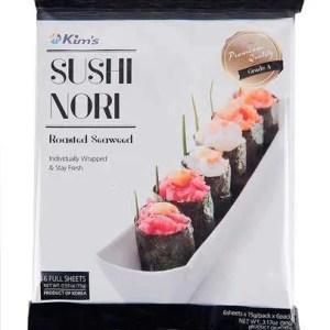 Caja # 13 - Sushi for Dummies - La Caja de Bruno