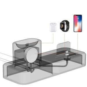 estacion carga multimedia - La caja de bruno
