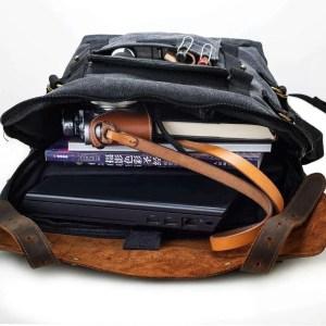 mochila vintage -La Caja de Bruno
