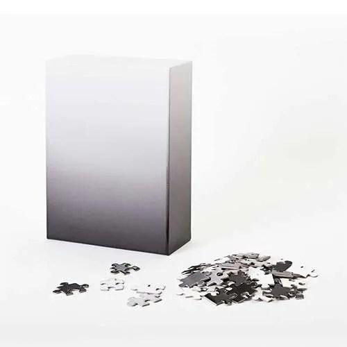 puzzle gradiente - La caja de Bruno