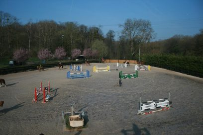 la caleche marcoussis CSO obstacles club pensions