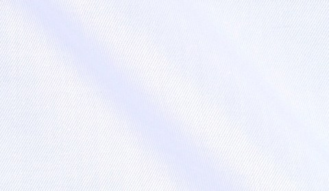 Slim Fit – Business Hemd mit Haifisch Kragen – Compact Twill