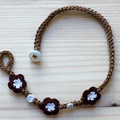 Armband – Nuss