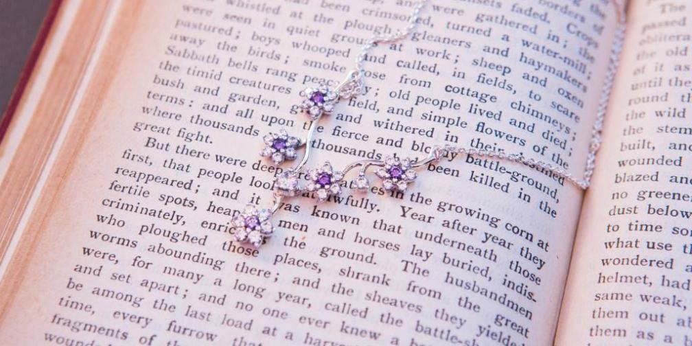 PANDORA Necklace Forget Me Not