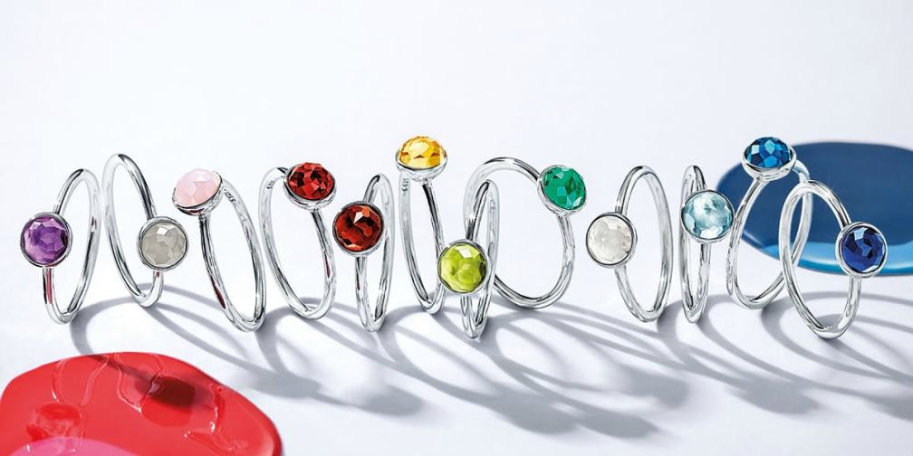 PANDORA Stones of Color Rings