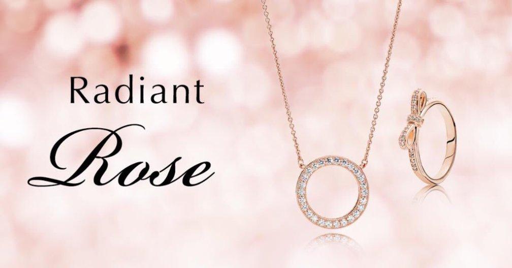 PANDORA Rose Jewelry