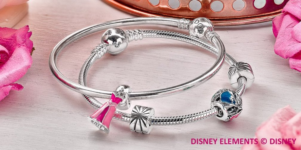 PANDORA Disney Sleeping Beauty Bracelets