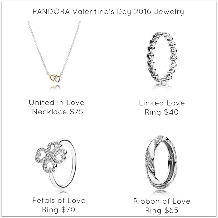 valentines day 2016 collection - Pandora Valentines Day Ring