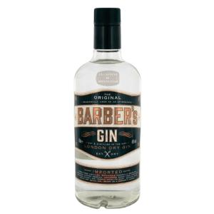 Barber's ~ London Dry Gin