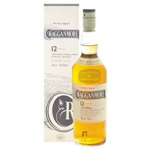 Cragganmore Scotch Whisky
