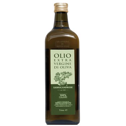 "Olio Extra Vergine di Oliva ""Il Sannicandrese"""
