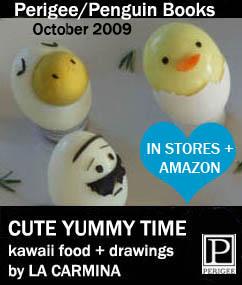 Cute Yummy Time by La Carmina on Penguin Books