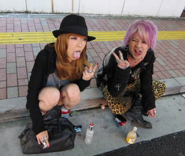 Tokyo Earthquake Tsunami Aftershocks Spookyville Is Safe Japanese Subculture Jrock Visual
