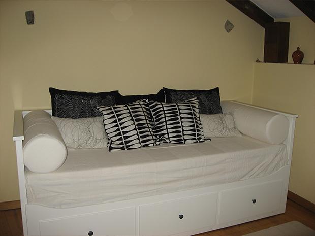 Sofa cama La Carrozal Teverga Asturias